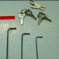 24 - Ключи для станка, для работы, калибратор