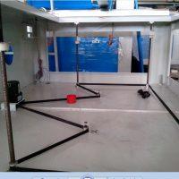 7 - Система опускания стола на 400мм. Можно гравировать и резать объемные объекты