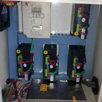 8. control cabinet